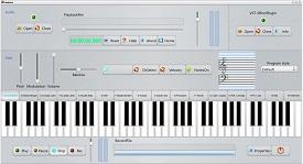 MIDI,Music-notation,Song-writing,VST-host,Audio-editor