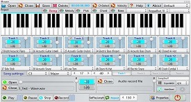 MIDI,Music-notation,Song-writing,VST-host,Audio-editor